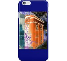 Tardis Inversion iPhone Case/Skin
