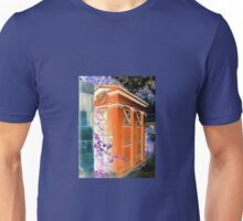 Tardis Inversion Unisex T-Shirt