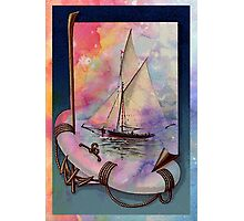 SUMMER SAILS Photographic Print