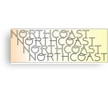 The Great Ol' Northcoast Canvas Print