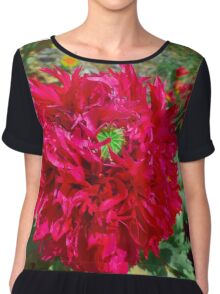 Full Bloom Chiffon Top