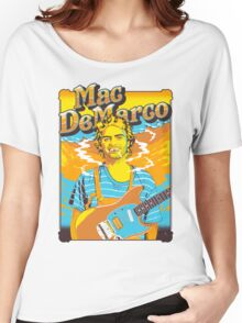 Mac DeMarco Women's Relaxed Fit T-Shirt