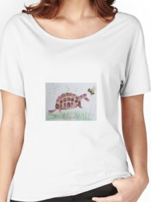 Bumble bee and Tortoise Women's Relaxed Fit T-Shirt