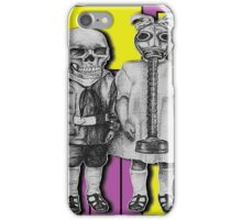 Two Pairs iPhone Case/Skin