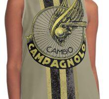 Campagnolo Cambio Italian Stripe Contrast Tank