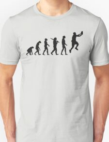 basketball evolution Unisex T-Shirt