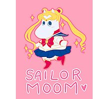 Sailor Moom Photographic Print