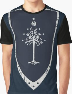 Lord Of The Rings - Gondor Shield Graphic T-Shirt