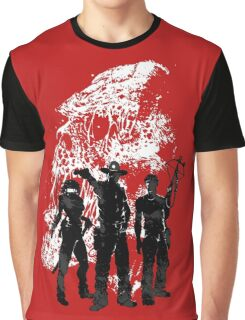 Waiting For The Dead Graphic T-Shirt