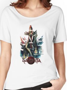 Bayonetta - Witching Women's Relaxed Fit T-Shirt