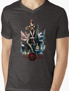 Bayonetta - Witching Mens V-Neck T-Shirt