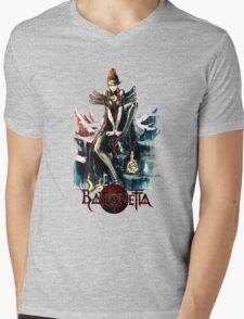 Bayonetta - Witching Mens V-Neck T-Shirt
