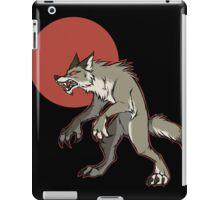 Redmoon Werewolf iPad Case/Skin