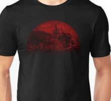 TOUSSAINT - Red Moon (The Witcher) Unisex T-Shirt