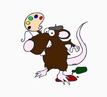 Little Mouse Painter Unisex T-Shirt