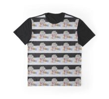 Fortune Cookies and Rice Graphic T-Shirt