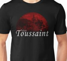 VISIT TOUSSAINT - Red Moon (The Witcher) Unisex T-Shirt