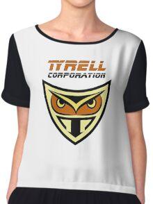 Tyrell Corporation Chiffon Top