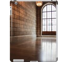 Window at the New York Public Library iPad Case/Skin
