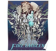 Fire Emblem - Fateful Poster