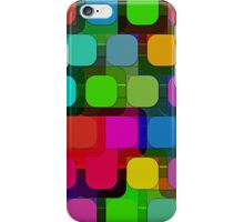 Disco Color Palette iPhone Case/Skin
