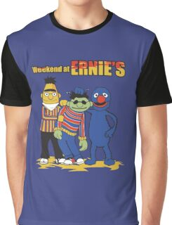 Weekend At Ernie's Graphic T-Shirt