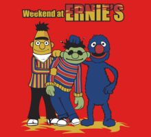 Weekend At Ernie's One Piece - Short Sleeve