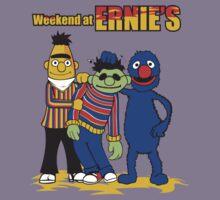 Weekend At Ernie's Kids Tee