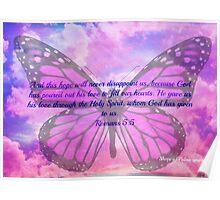 Beautiful Scripture Poster