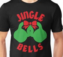 Jingle Bells (Kettlebells) Unisex T-Shirt