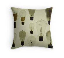 Light Traffic Throw Pillow