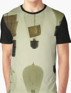 Light Traffic Graphic T-Shirt