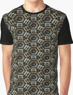 The Steam-Punk Baron Graphic T-Shirt