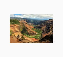 Waimea Canyon From The West Unisex T-Shirt