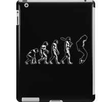 Evolution.  iPad Case/Skin