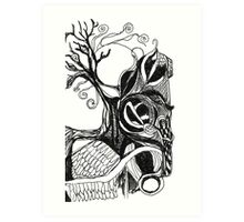 Kings 1 Art Print