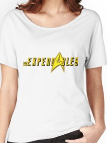 The Expendables Women's Relaxed Fit T-Shirt