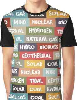 All Of The Above Graphic T-Shirt