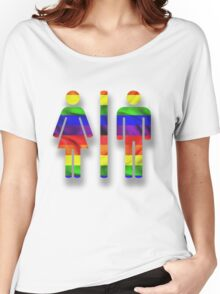Equal Access & Equal Rights in North Carolina Women's Relaxed Fit T-Shirt