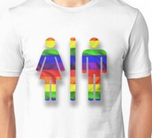 Equal Access & Equal Rights in North Carolina Unisex T-Shirt