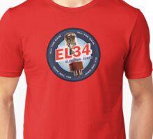 EL34 Electron Tubes Unisex T-Shirt