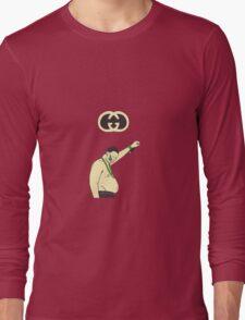 GUCCI MANE - CARTOON STYLE Long Sleeve T-Shirt