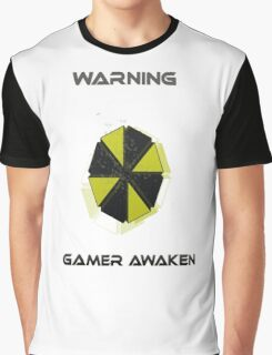 The Gamer Awoken Clothes Graphic T-Shirt