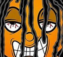 CHIEF KEEF - GLO GANG Sticker
