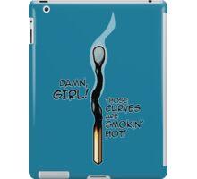 Smokin' Hot iPad Case/Skin