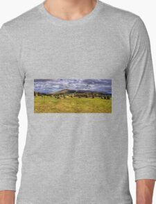 Castlerigg Stone Circle Long Sleeve T-Shirt