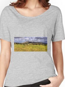 Castlerigg Stone Circle Women's Relaxed Fit T-Shirt