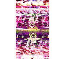 Glitch Reaper Photographic Print