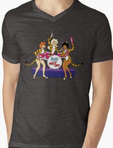 Josie and the Pussycats Mens V-Neck T-Shirt