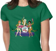 Josie and the Pussycats Womens Fitted T-Shirt